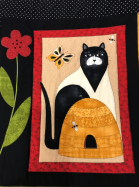 Show and Tell Cats Detail 2