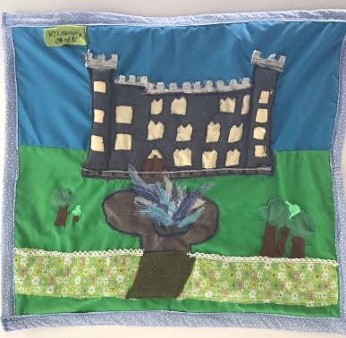 """""""Kilkenny Castle"""" Neala Stenson"""