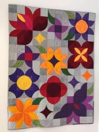 """""""Bee Friendly Flowers"""" Jean Kelly"""