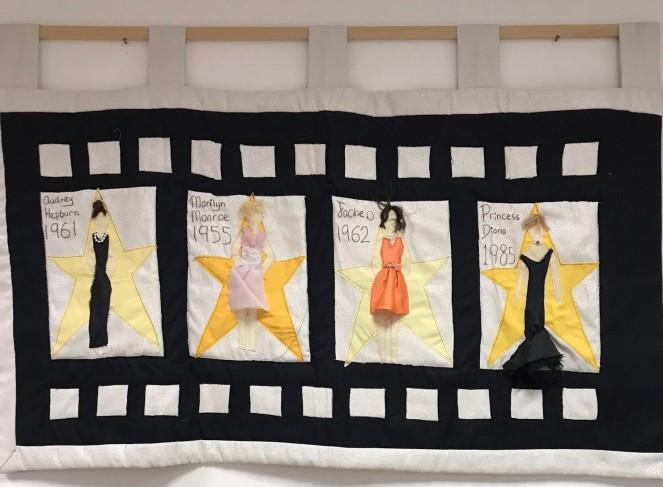 """""""Film Strip Fashion"""" Meabh Hynes"""