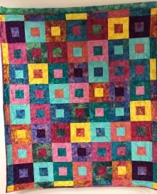 """""""Batik Quilt"""" Sheila O'Sullivan"""