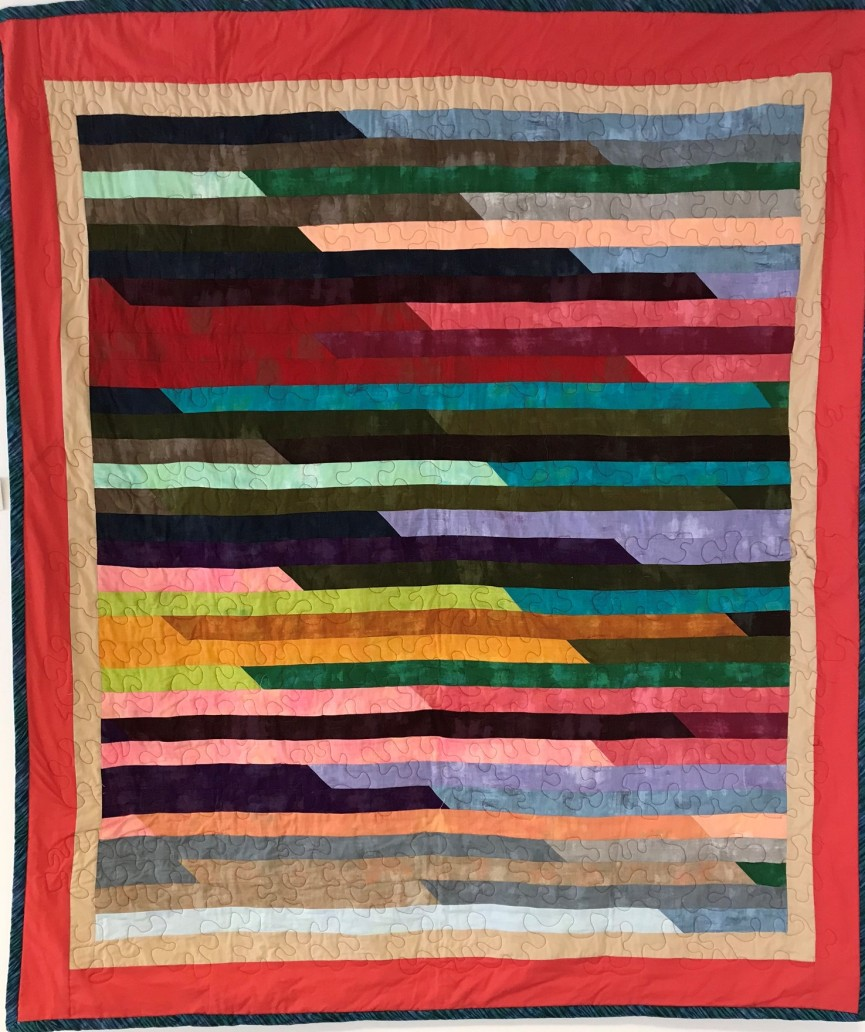 """Endless Colour"" Patricia Plunkett"