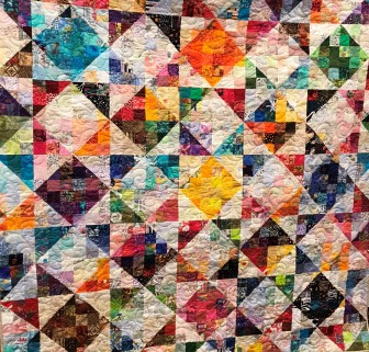 Housekeeper's Choice 1st Nessa McMahon 'Red Quilt'