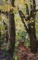 Past Pieces Ethleda Ellis 'Small Trees'