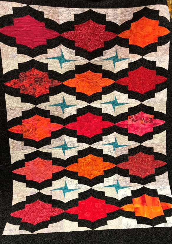 QGI Finished Past Projects Yvonnes Quilt