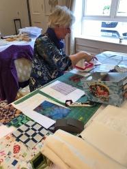 QGI Gillian Travis Workshop Interlaced Patchwork (2)