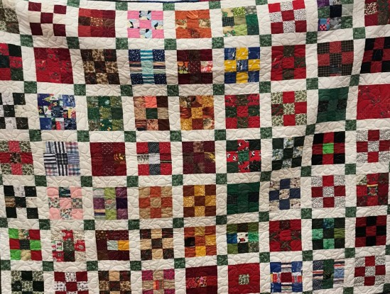 Mary Roonery 2nd Quilt